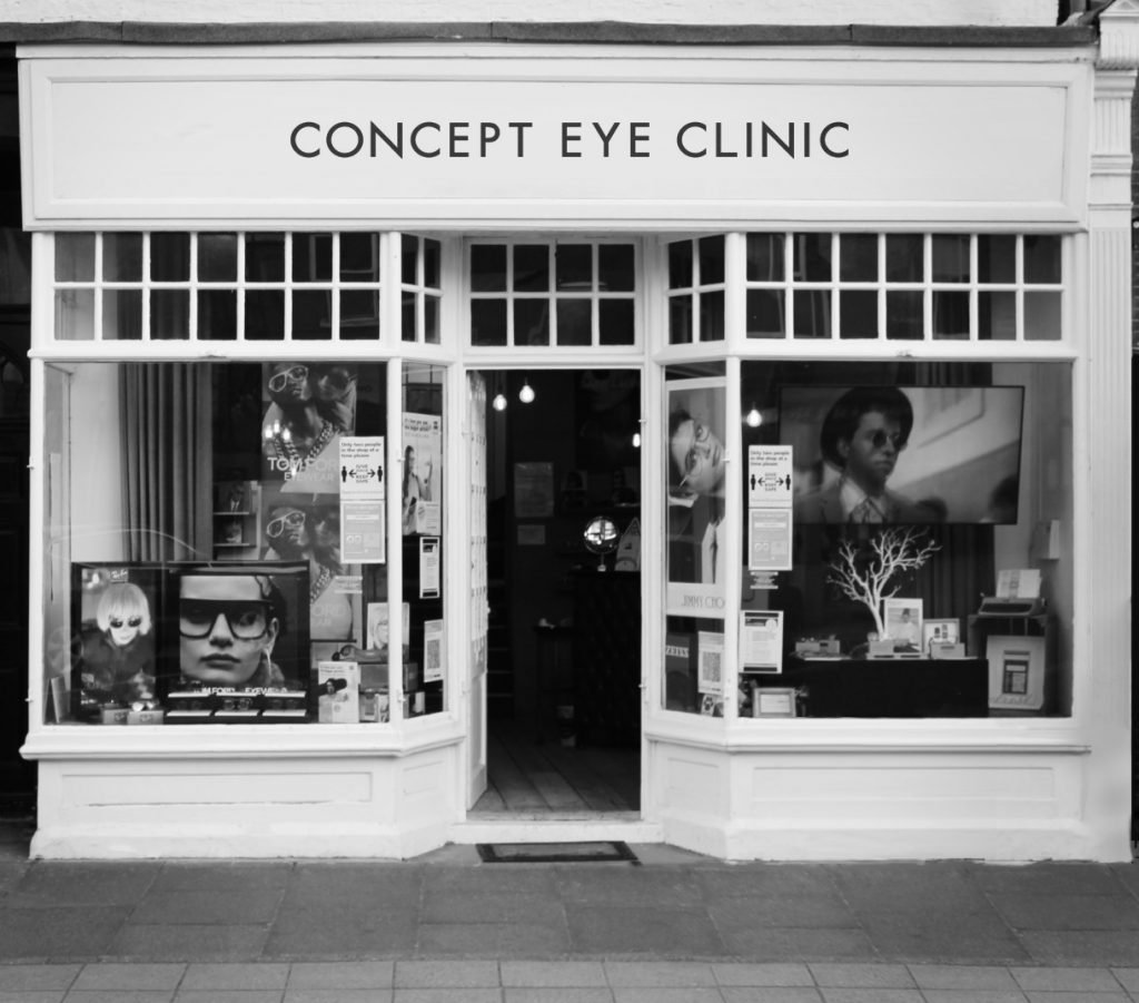 Concept Eye Clinic Tynemouth, North Shields, Newcastle