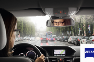 Drivesafe by Zeiss is designed for all round vision confidence